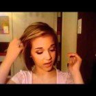 Hair Tutorial: Quick and Easy Hairstyles for Short Hair (Bob)