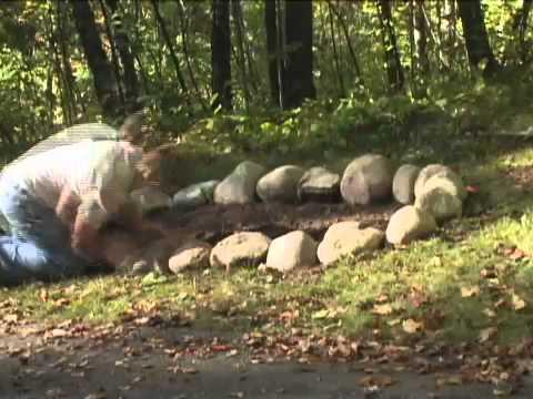 How to build a rock garden for Creating a rock garden