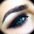 Purple Smoke – Mid night eyes – Make up tutorial
