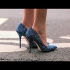 The Best Paris Fashion Week Street Style Shoes!Spring 2014