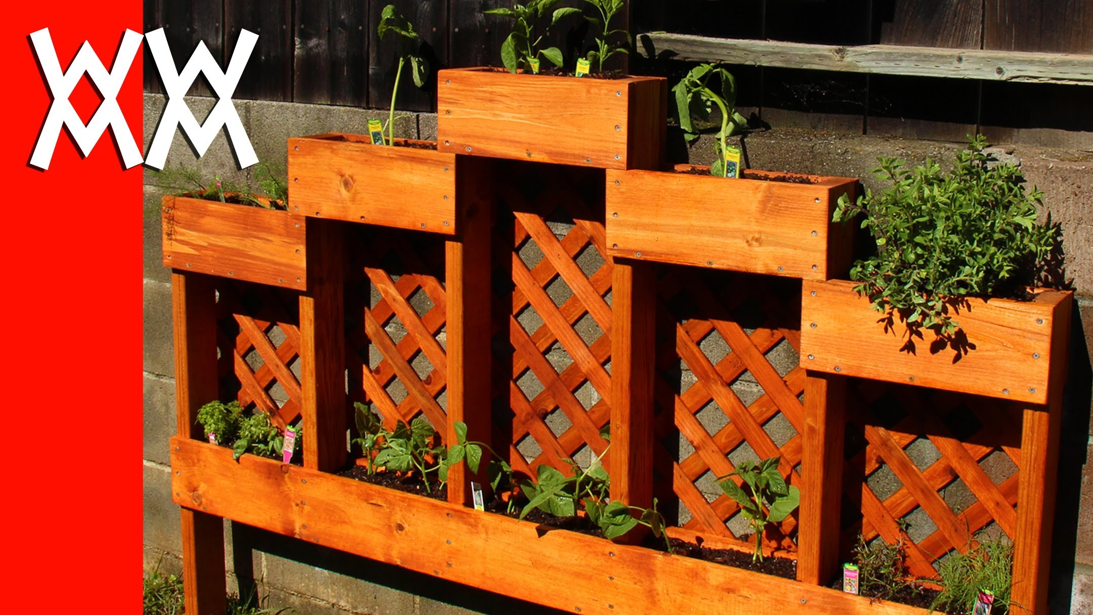 easy diy herb garden you can make this planter in an