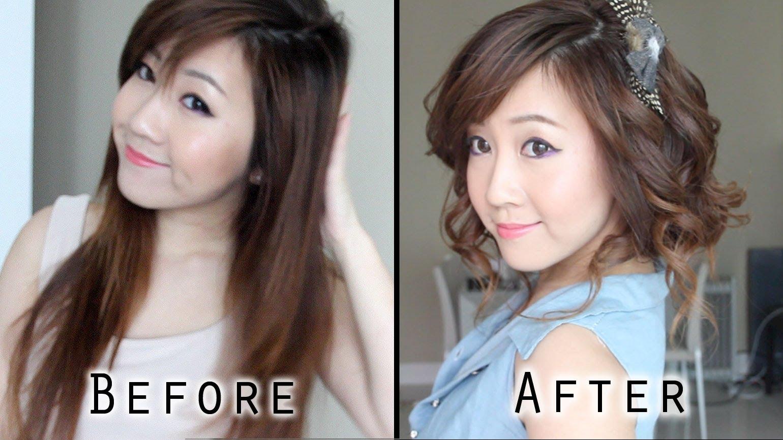 Fake Short Hair Cute Faux Bob Qtinycom