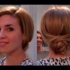 Knot bun/ Low bun hair tutorial – easy hairstyles for long hair