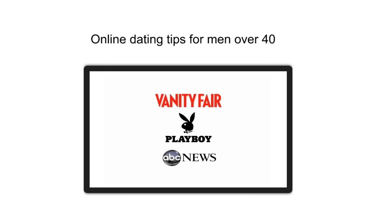 Dating online for over 40