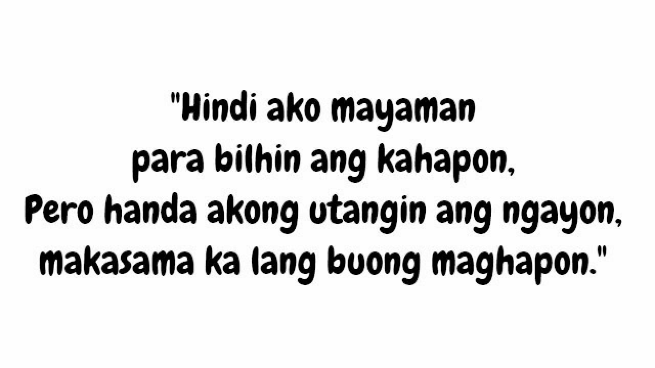 Simple Quotes About Friendship Tagalog : Pics photos related pictures funny quotes tagalog hd