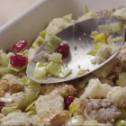 Thanksgiving Recipes – How to Make Cranberry, Sausage, and Apple Stuffing
