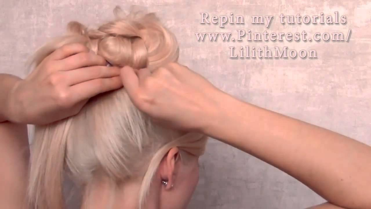 Video HAIRSTYLE FOR WEDDING PARTY 514