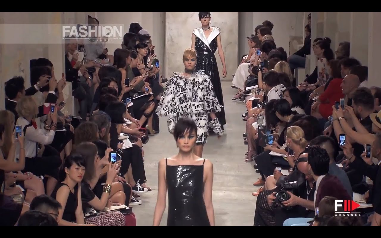 Chanel Cruise Collection Autumn Winter 2013 2014 Singapore Full Show By Fashion Channel