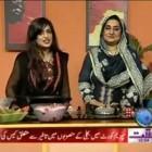 Chef Afsheen's Waqt News Show Salam Pakistan 11th June 2012.avi