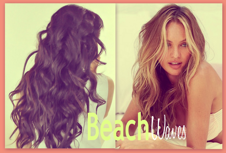 How to get victoria's secret hair tutorial – luxy hair.