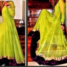 New Pakistani Party Wear Collection 2013 – Evening Wear