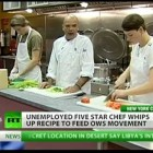 5-star Occupy Wall Street Chef – broke, but proud