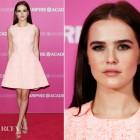 Zoey Deutch In Christian Dior – 'Vampire Academy' Sydney Premiere
