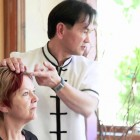 Facial Detox Massage Technique How To Smooth Reduce Forehead Wrinkles + Tighten The Skin