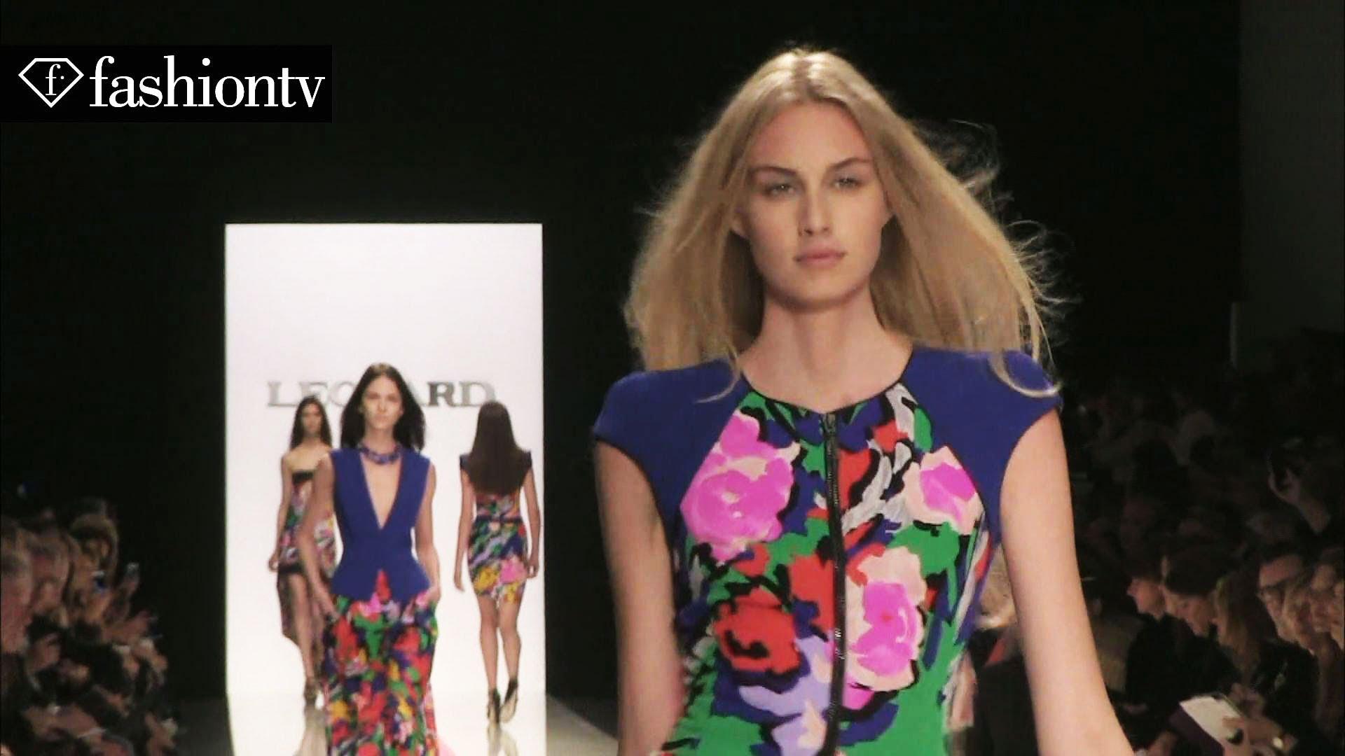 Leonard Spring/Summer 2014: Designer's Trends