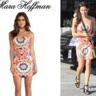 Jenna Dewan-Tatum's Mara Hoffman Printed Dress