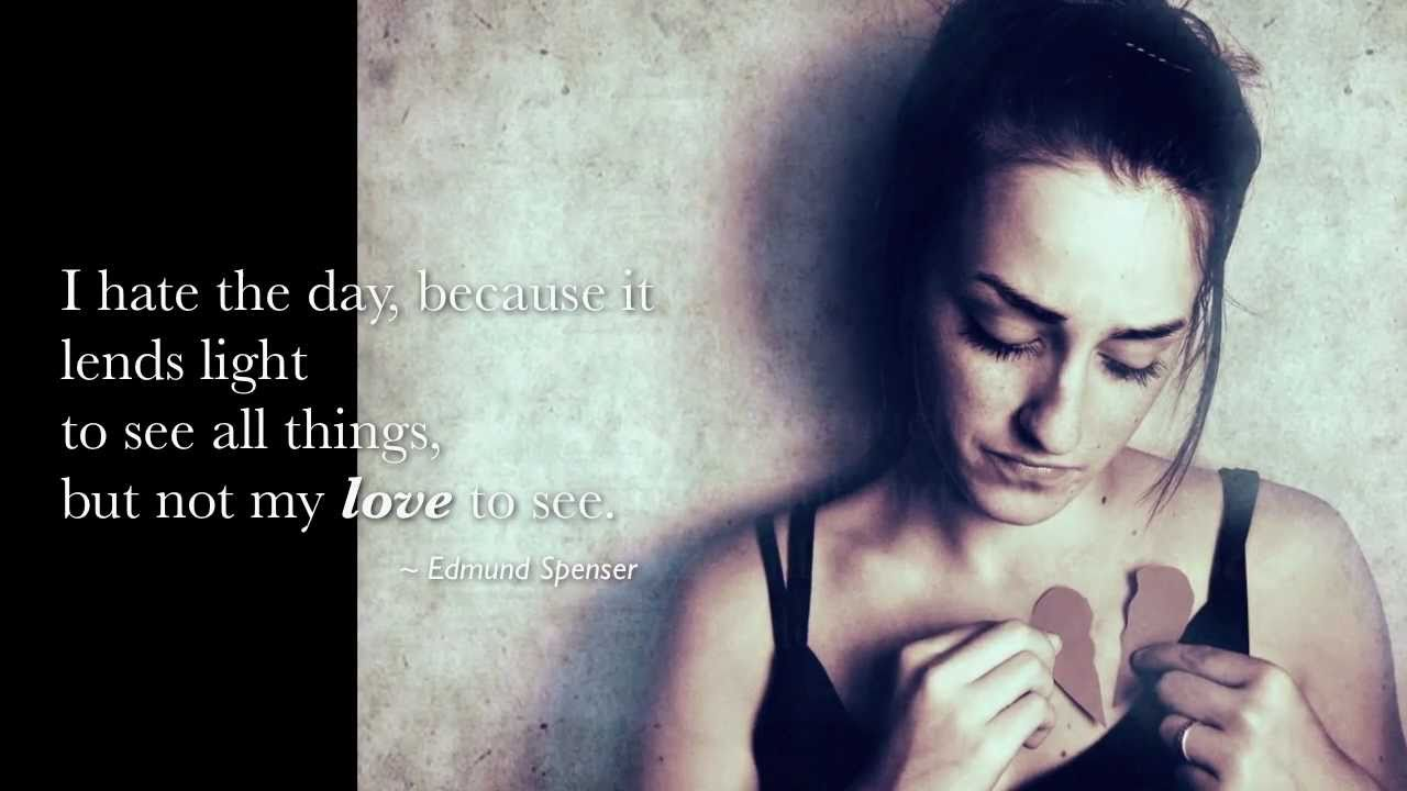 Love lost heart