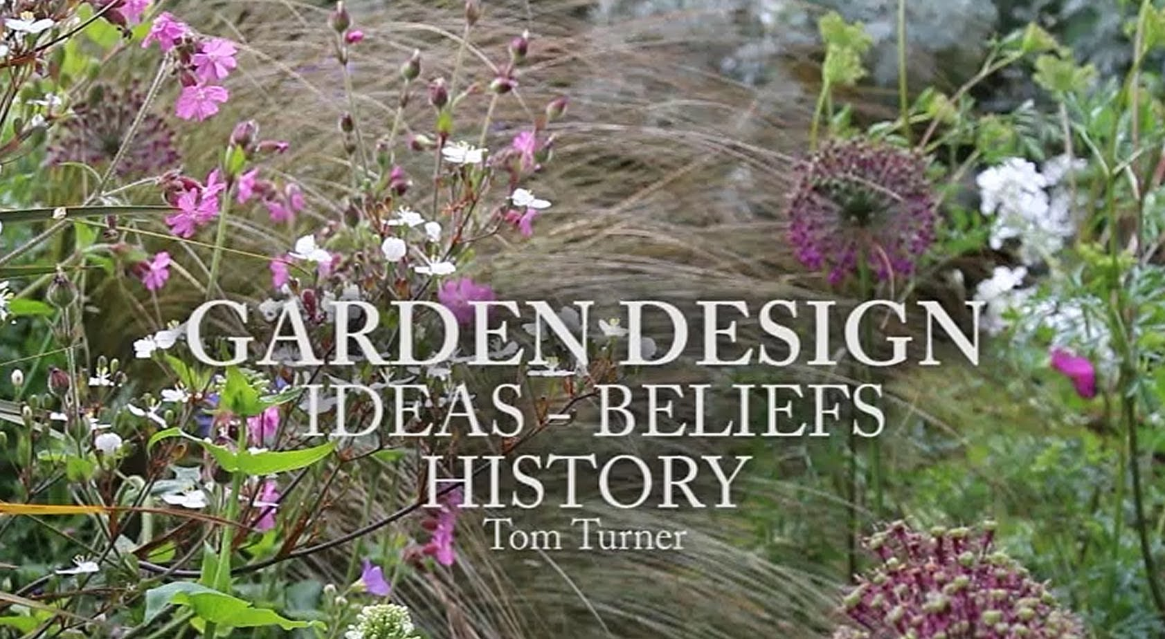 Garden design ideas and history for Garden design history