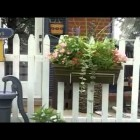 Outdoor Country Decorating Ideas – Yard Tour Summer 2011