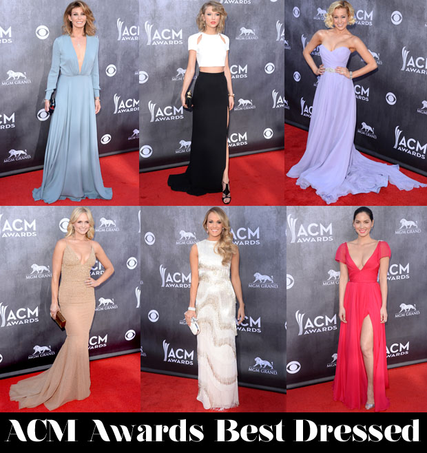 Who Was Your Best Dressed At The ACM Awards Qtinycom