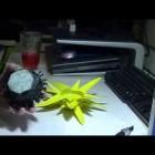 Aluminum Can Sunflower Garden Decoration – (Reduce, Reuse, Recycle)
