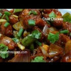 Chilli Chicken Recipe – How to make Spicy Chilli Chicken – Easy Recipe