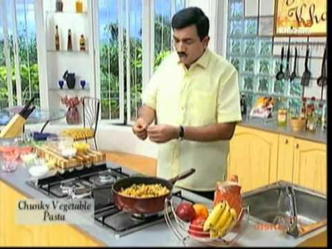 Khana Khazana Sanjeev Kapoor Recipes Pasta