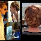 Emma Watson French Braids – Easy Hairstyles for Long Hair – School & Work