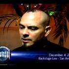 JOEY VERA (Fates Warning) on Robbs MetalWorks 2013