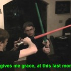 School Project:  Star Wars-The Scarlet Letter (w/Duel of the Fates)