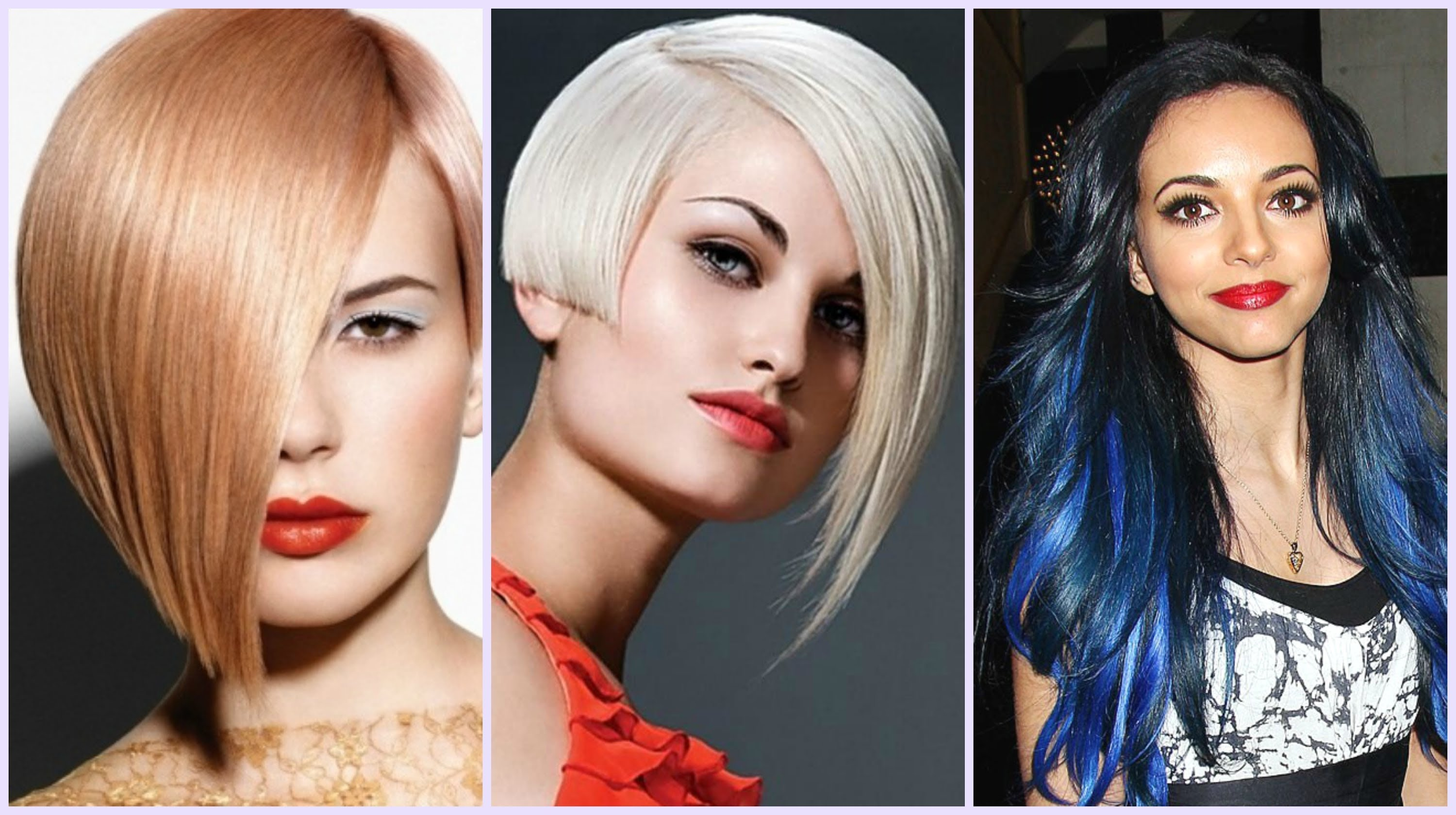 Fashion Recap 2014 Spring And Summer Hair Trends Hairstyles And