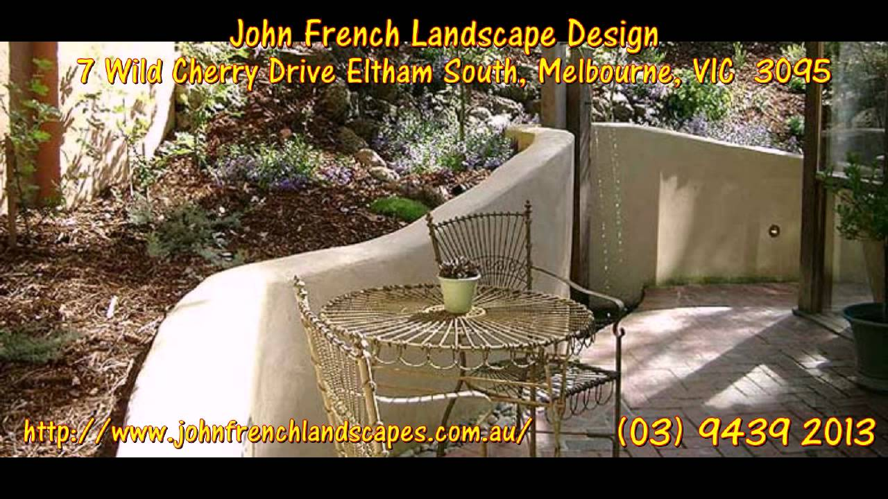 Garden design melbourne for Landscape design melbourne