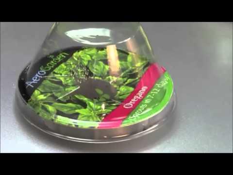 Best price aerogarden 7 pod indoor garden with gourmet for Indoor gardening expo 2014