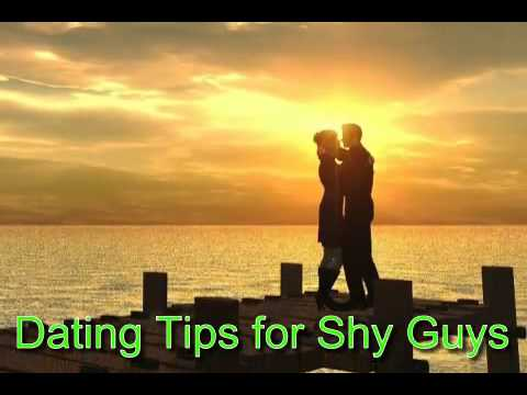 Top 3 dating tips for shy guys