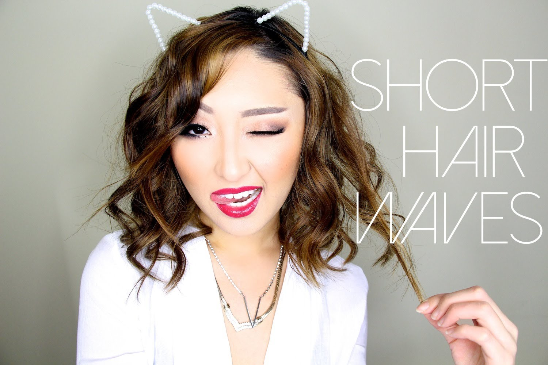 Short Wave Hair