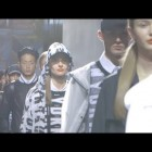 Karlie Kloss Leads the DKNY Spring 2014 Runway Show | Fashion Week Spring 2014
