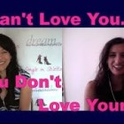 Dating Advice for Women – He Can't Love You, If You Don't Love Yourself!