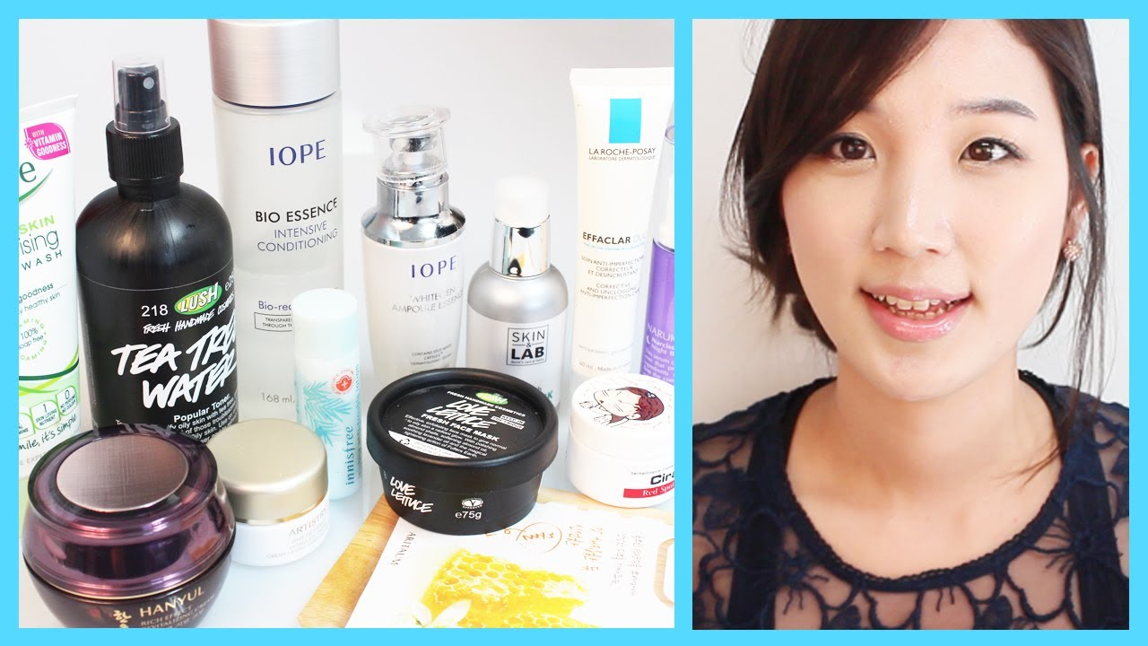 My Korean Skin Care Routine Qtiny Com