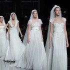 Pronovias Fashion Show – Backstage & Front Row | 2013 Collections