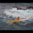 SEA KAYAK ROCK GARDENING in COSTA BRAVA (01-02-14)