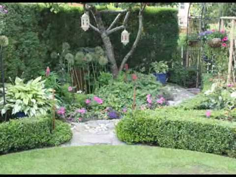 A Small English Garden In Norway 2010