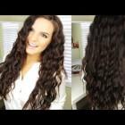 Back To School: Wavy Hair Tutorial