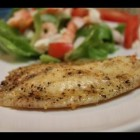 Baked Tilapia – I HEART RECIPES