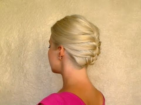 french braid updo hairstyles for short medium long