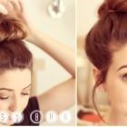 How To: Messy Bun | Zoella