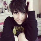 How to Style a Pixie Cut/Short Hair Tutorial [REQUESTED]
