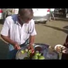 Indian Street Food : Master of chef Ninja Style making Chaat(Indian snacks)