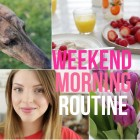My Weekend Morning Routine | essiebutton