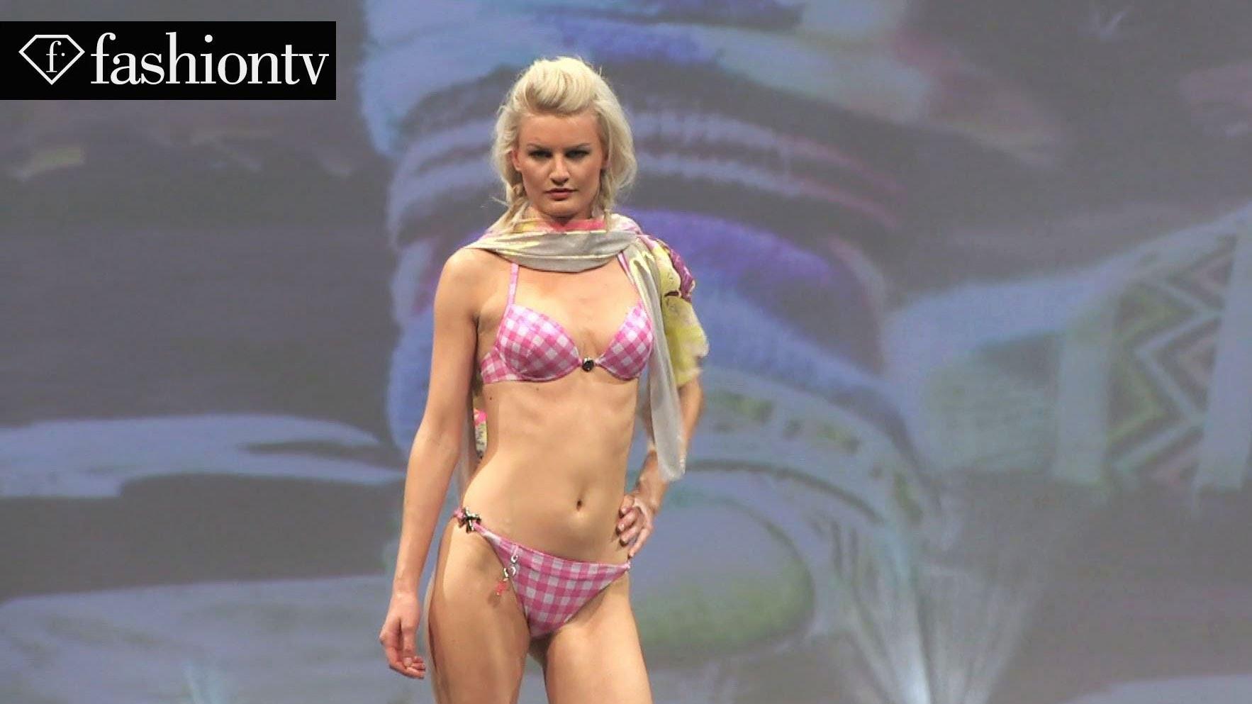 Salon De La Lingerie Spring Summer 2014 Beach Fashion Show In Paris Fashiontv Hot Qtiny Com