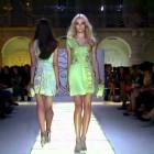 Versace Spring/Summer 2012 Runway Show | Global Fashion News